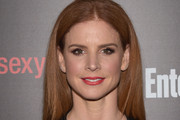 Sarah Rafferty Long Straight Cut