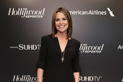 Savannah Guthrie Little Black Dress
