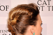 Scarlett Johansson French Twist