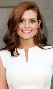 Joanna Garcia-Swisher sported an oh-so-sweet wavy hairstyle at the 'Once Upon a Time' season 4 screening.