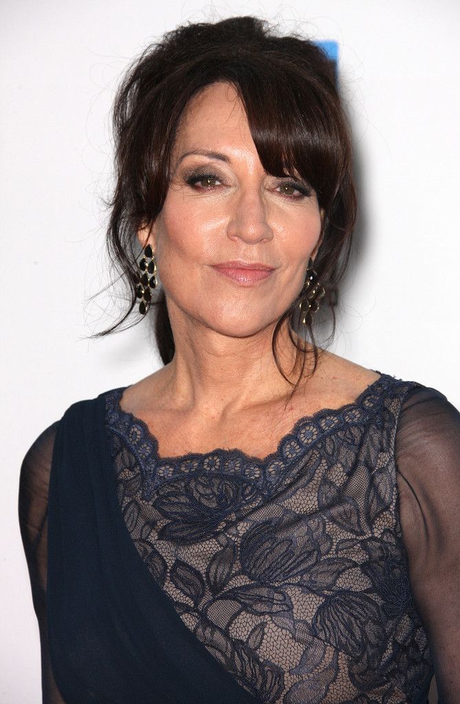Katey Sagal S Formal Updo Haute Hairstyles For Women
