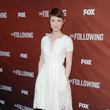 Valorie Curry's Lacy LWD