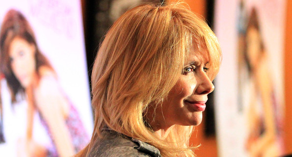 More Pics of Rosanna Arquette Zip-up Jacket (1 of 6) - Rosanna Arquette Lookbook - StyleBistro
