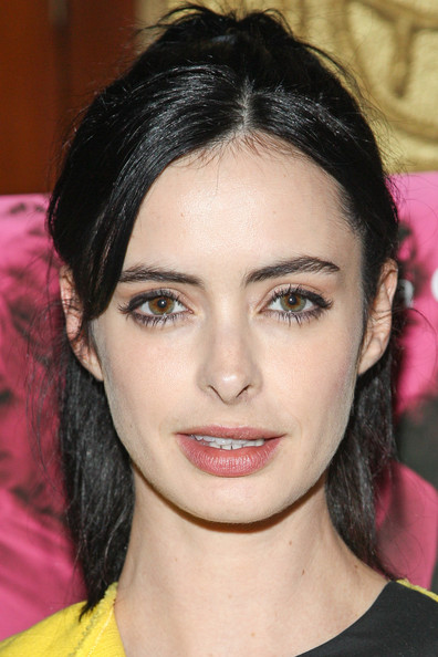 More Pics of Krysten Ritter Little Black Dress (1 of 7) - Krysten Ritter Lookbook - StyleBistro