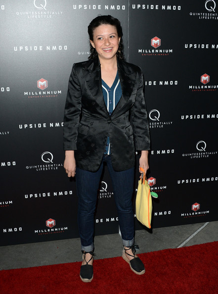 More Pics of Alia Shawkat Blazer (1 of 6) - Blazer Lookbook - StyleBistro