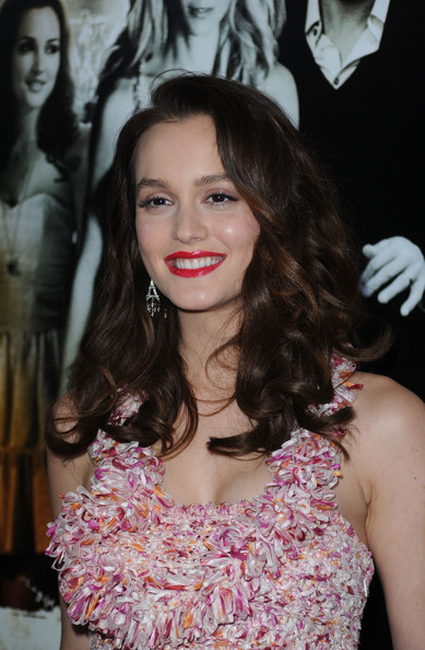 More Pics of Leighton Meester Gemstone Ring (4 of 35) - Leighton Meester Lookbook - StyleBistro [country strong,hair,face,lip,beauty,hairstyle,eyebrow,long hair,skin,fashion,chin,arrivals,leighton meester,beverly hills,california,screen gems,the academy of motion picture arts sciences,screening,screening]
