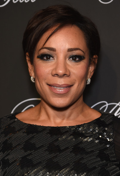 Selenis Leyva Short Side Part [hair,face,eyebrow,hairstyle,lip,skin,black hair,beauty,chin,forehead,arrivals,gabrielle,selenis leyva,new york city,cipriani wall street,angel foundation hosts angel ball,angel foundation,angel ball 2014]