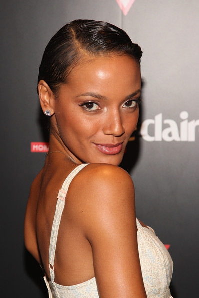 Selita Ebanks Diamond Studs