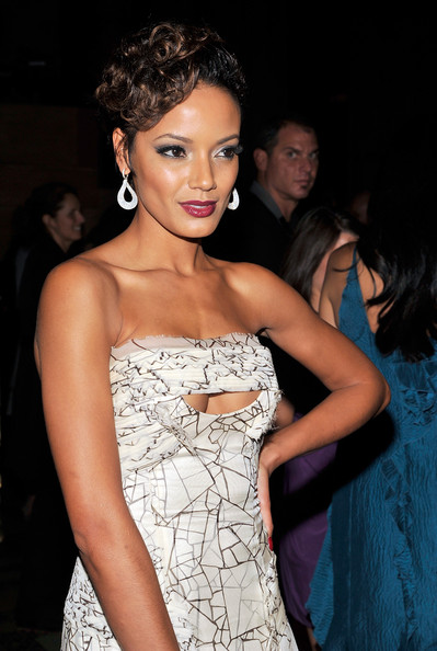 Selita Ebanks False Eyelashes