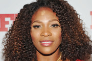 Serena Williams False Eyelashes