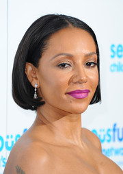 Melanie Brown kept it classic with this bob at the Serious Fun Gala.