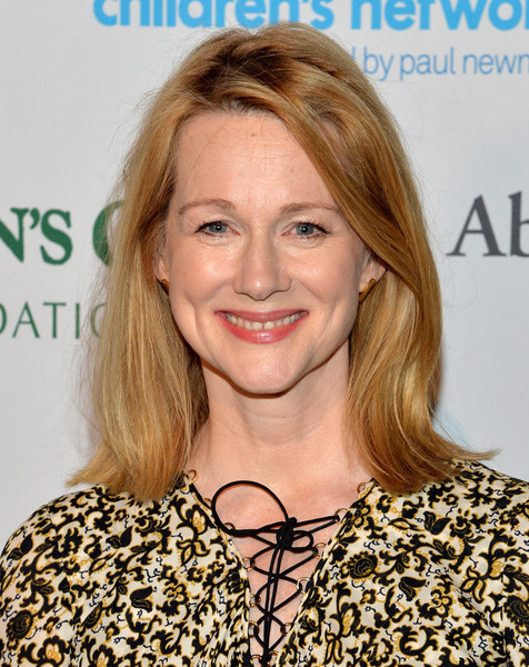Laura Linney sported a casual flip at the SeriousFun Children's Network Gala.
