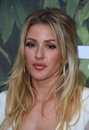 Ellie Goulding sported a stylish half-up 'do at the Serpentine Summer Party.