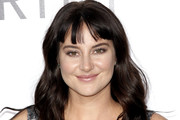 Shailene Woodley Long Wavy Cut with Bangs