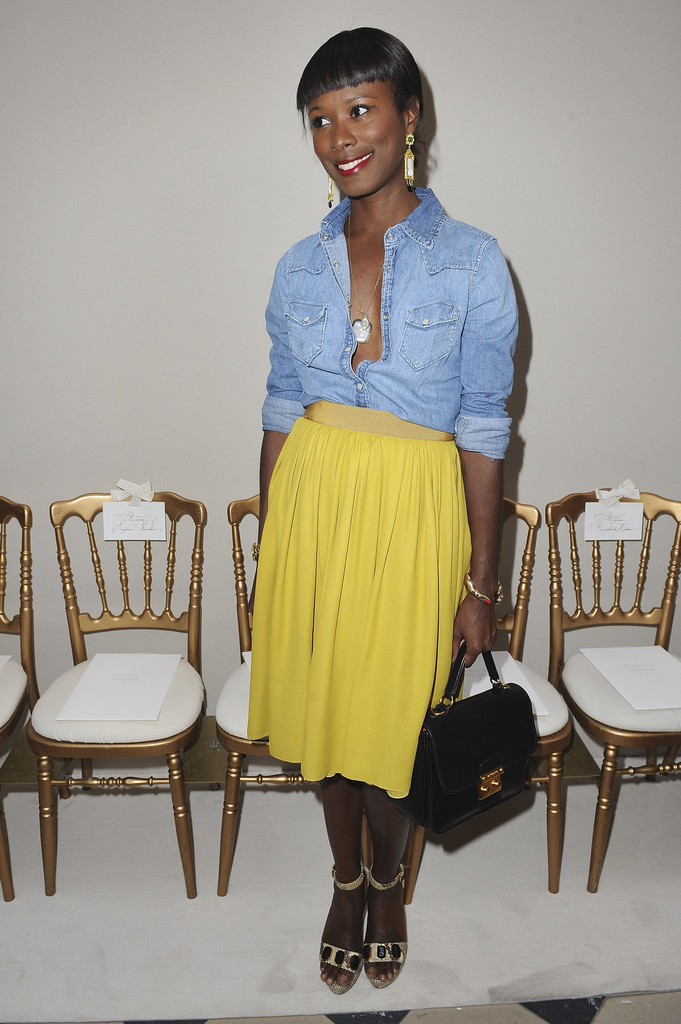 Meet Shala Monroque, Your New Style Crush