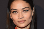 Shanina Shaik Cat Eyes