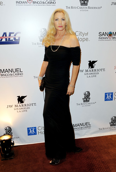Shannon Tweed Evening Dress