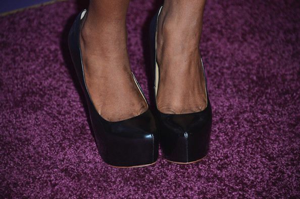Shanola Hampton Shoes
