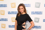 Shantel VanSanten Cutout Dress