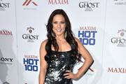 Sharna Burgess Beaded Dress