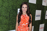Sharna Burgess Print Dress