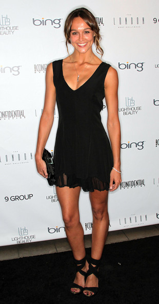 Sharni Vinson Evening Sandals
