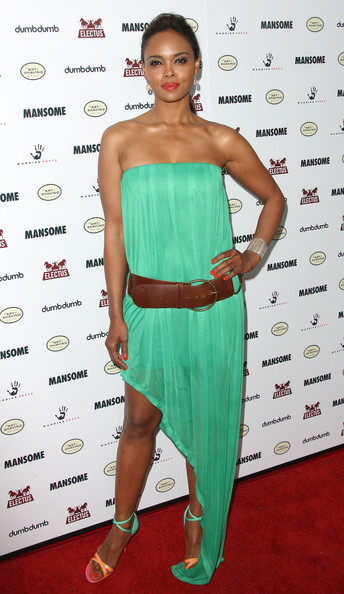 Sharon Leal Strappy Sandals