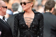 Sharon Stone Hard Case Clutch