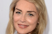 Sharon Stone Mid-Length Bob