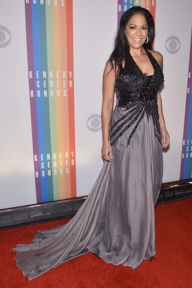 Sheila E Evening Dress