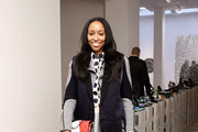 Shiona Turini Evening Coat