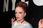 Shirley Manson Ivory Statement Necklace