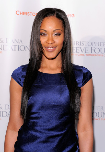 Shontelle Long Straight Cut