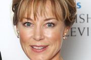 Sian Williams Dangling Pearl Earrings