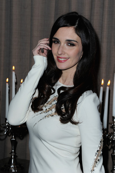More Pics of Paz Vega Cocktail Dress (1 of 4) - Paz Vega Lookbook - StyleBistro