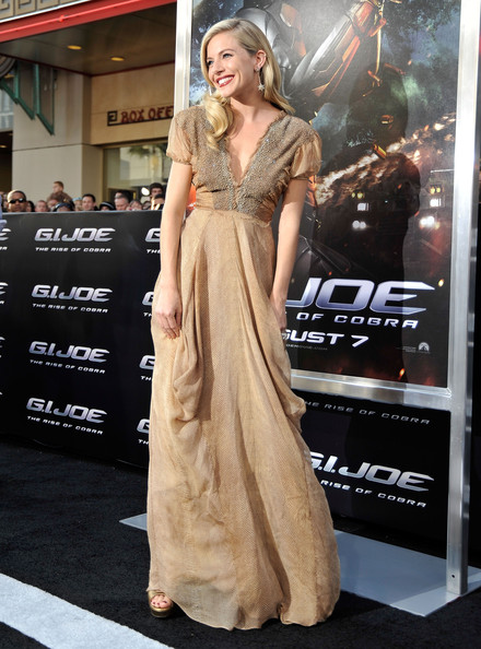 "Special Screening Of ""G.I. Joe: The Rise Of Cobra"" - Arrivals"