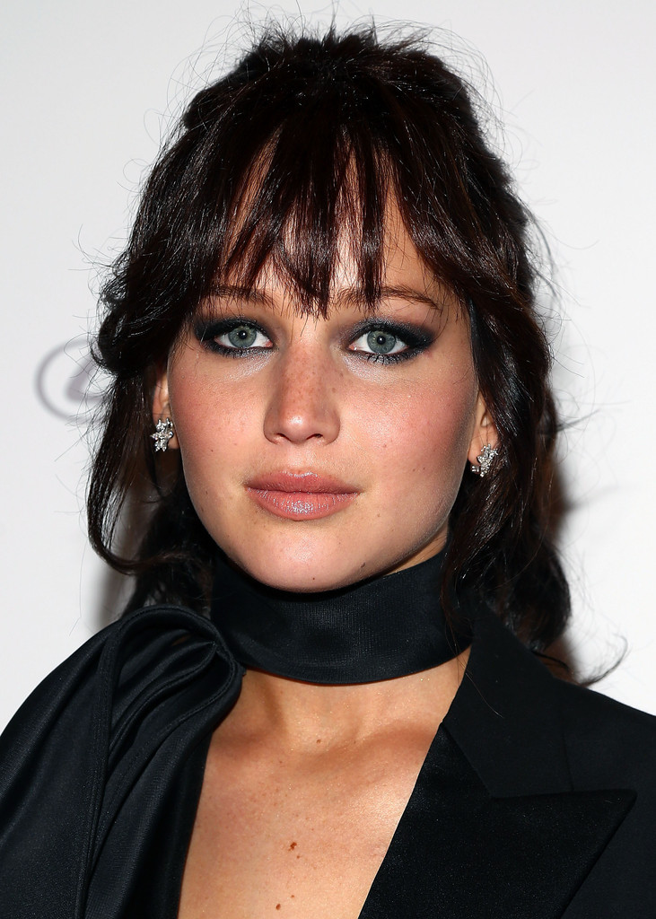Jennifer Lawrence's 10 Most Dramatic Beauty Moments