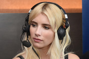 Emma Roberts Long Wavy Cut