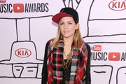 Skylar Grey Wool Coat