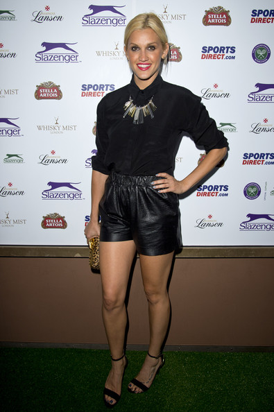 More Pics of Ashley Roberts Short Shorts (1 of 6) - Ashley Roberts Lookbook - StyleBistro