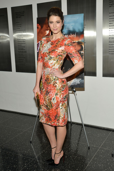 More Pics of Mary Elizabeth Winstead Evening Pumps (1 of 13) - Evening Pumps Lookbook - StyleBistro