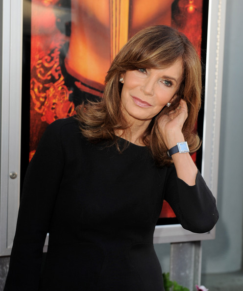 More Pics of Jaclyn Smith Side Swiped Bangs (1 of 3) - Jaclyn Smith Lookbook - StyleBistro [snowflower and the secret fan,red carpet,hair,lady,beauty,shoulder,long hair,brown hair,little black dress,smile,jaclyn smith,los angeles,the little theater,california,fox searchlights,fox studios,screening]