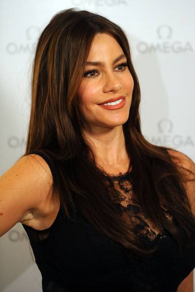 More Pics of Sofia Vergara Dark Lipstick (29 of 46) - Sofia ...