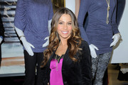 Sofia Vergara's Long Wavy Hair at the Sofia by Sofia Vergara Collection Launch