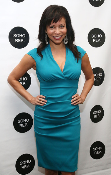 More Pics of Gloria Reuben Cocktail Dress (1 of 6) - Gloria Reuben Lookbook - StyleBistro