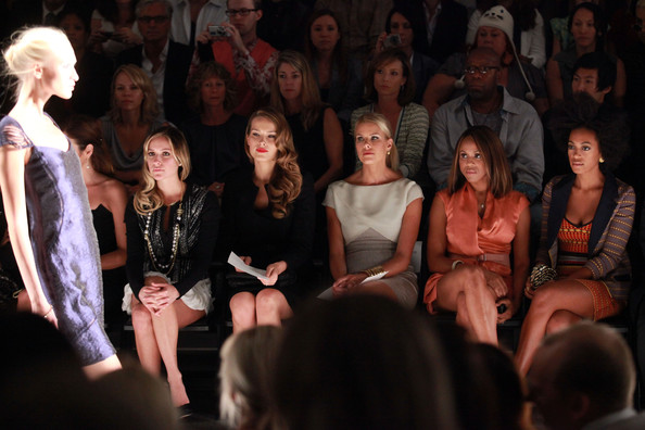 Luca Luca - Front Row - Spring 2011 MBFW
