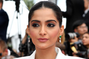 Sonam Kapoor Gemstone Statement Necklace