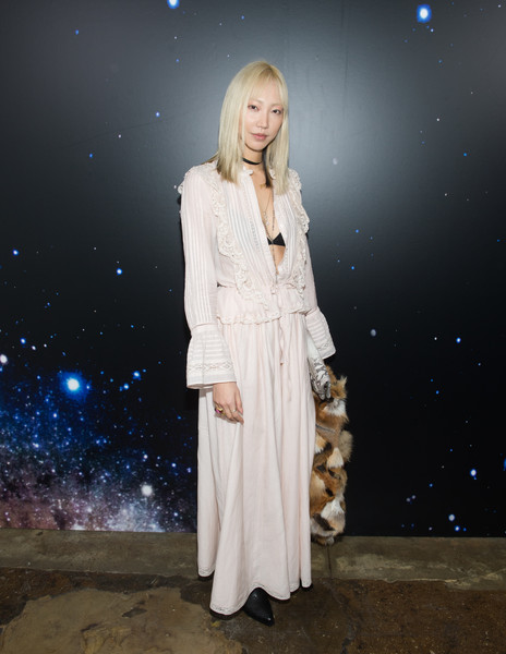 Soo Joo Park Maxi Dress []