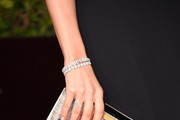 Sophia Bush Metallic Clutch