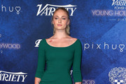 Sophie Turner Mini Dress